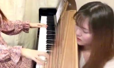 學豎琴之前是否必定要學鋼琴
